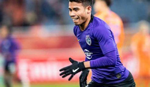 Gol Safawi Dahului Carta Undian Gol Terbaik Liga AFC