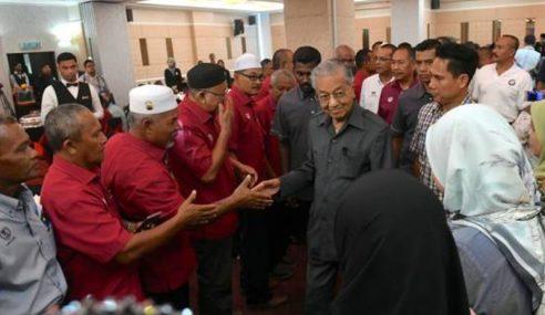 Mahathir Tak Mahu Campur Tangan Kemelut Dalaman PKR