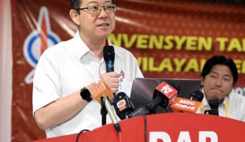 60 Peratus Manifesto PH Sudah Ditunaikan – Guan Eng