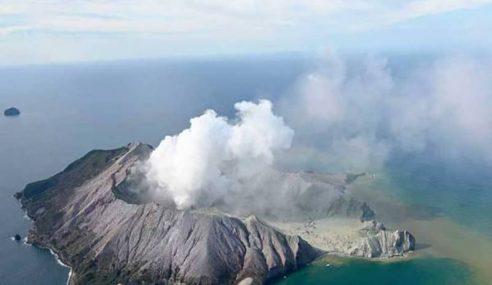 Seorang Maut Letusan Gunung Berapi Di New Zealand