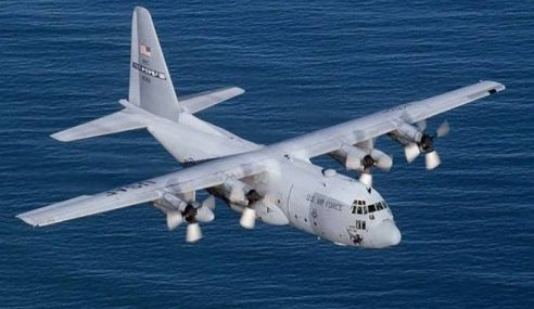 Pesawat Tentera Udara Chile Bawa 38 Orang Disahkan Terhempas