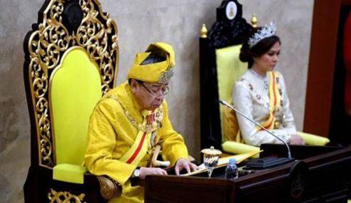 Sultan Selangor Ingatkan Rakyat Tidak Agungkan PKM