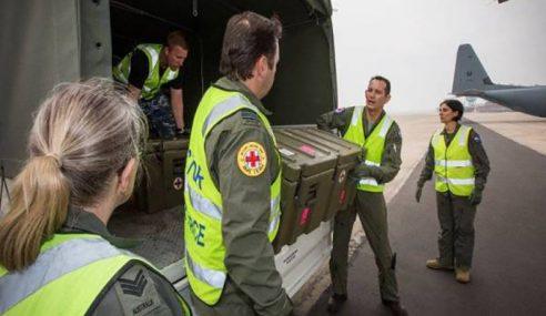 Mayat Mangsa Letusan Gunung Berapi NZ Dikeluarkan Esok