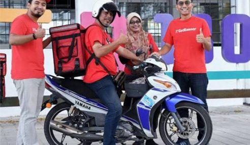 Mahasiswa Cemerlang Miliki Syarikat 'Runner' Bernilai RM1 Juta