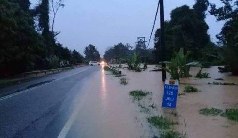 Kelantan Mulai Dilanda Banjir Gelombang Kedua