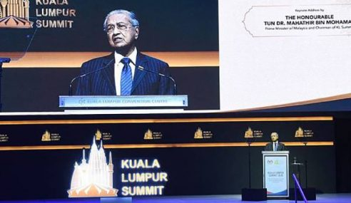 Tindakan Ganas Tidak Kurangkan Islamofobia – Mahathir