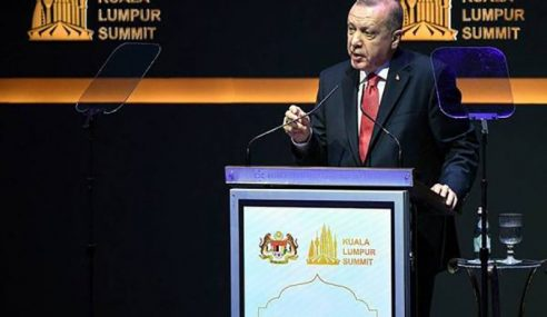 Majlis Keselamatan PBB Gagal Pertahan Umat Islam – Erdogan