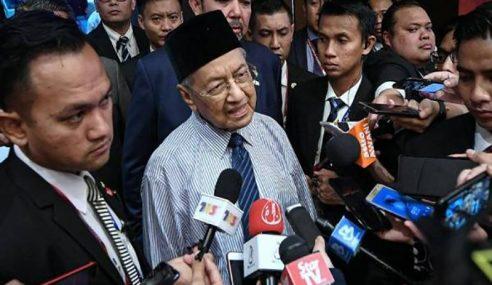 Persidangan Bukan Untuk Sentuh Politik, Agama – Mahathir