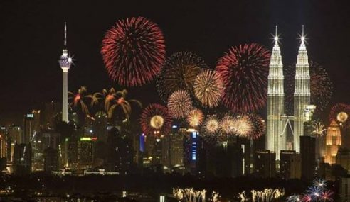 Cahaya Di Langit Kuala Lumpur