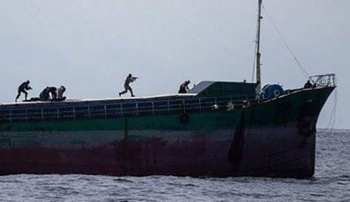 16 Kru Kapal Tangki Ditahan Bukan Rakyat Malaysia
