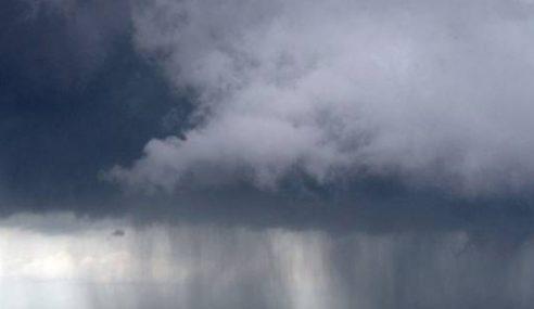 Waspada Hujan Lebat 4 Negeri Hingga Hari Ini