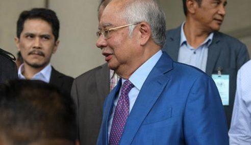 SRC: Najib Tidak Pernah Beri Kebenaran Kepada Jho Low