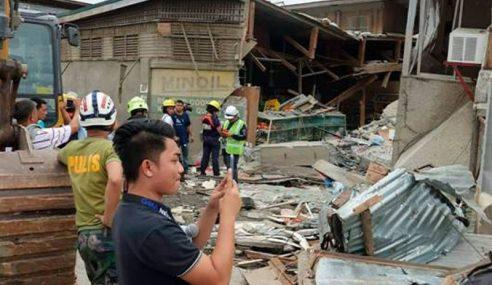 Tiada Rakyat Malaysia Terjejas Gempa Bumi Di Filipina
