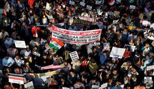 Rakyat Malaysia Dinasihat Elak Zon Terlibat Bantahan Di India