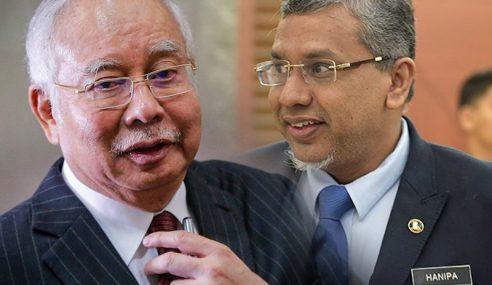 Menteri Boleh Pakai Otak Sedikit Tak? – Najib