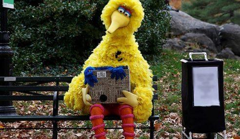 Tiada Lagi 'Kicauan' Big Bird Di Sesame Street