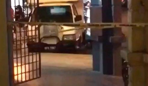 Pemandu E-Hailing Maut Bergaduh Di Kajang
