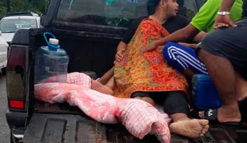 Korban Pertama Banjir Gelombang Kedua Di Kelantan