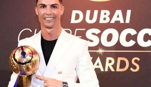 Ronaldo Pemain Terbaik Kali Keenam