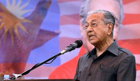 Tiada Lagi Wang Percuma – Mahathir