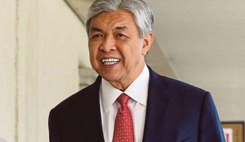 Gaji, Elaun Ahmad Zahid Sebagai TPM RM44,383.15