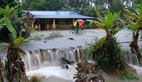 Banjir Di Pahang, Sabah Makin Serius