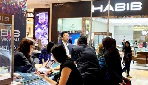 RM1.15 Juta Kekal Milik UMNO Kedah, Habib Jewels