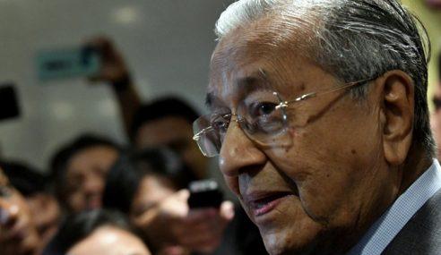 Mahathir Nafi Beliau VVIP Jumpa Azilah