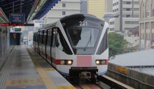 Tren, Bas Prasarana Operasi Seperti Biasa