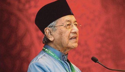Mahathir Ulangi PH Sukar Penuhi Janji Angkara Kerajaan Lama
