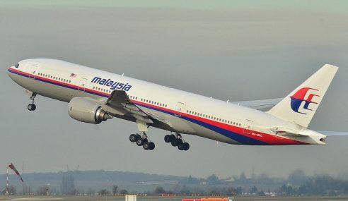 Tiada Bukti Kukuh Kehilangan MH370 Dilakukan Seseorang