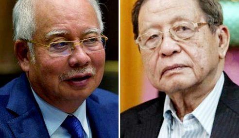 Kit Siang Boleh Tunggu Luar Masjid Semasa Sumpah Laknat – Najib