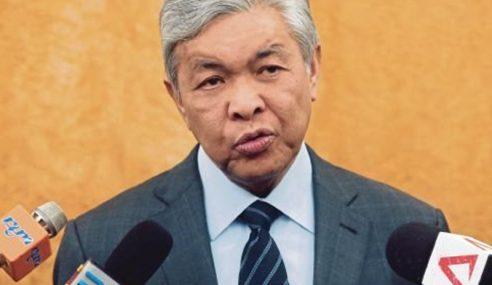Zahid Ingatkan Wakil Rakyat Jangan Lagi Mainkan Isu Sensitif