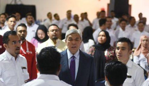 Sudah Sampai Masa UMNO Masuk Ke Sekolah Pula – Zahid