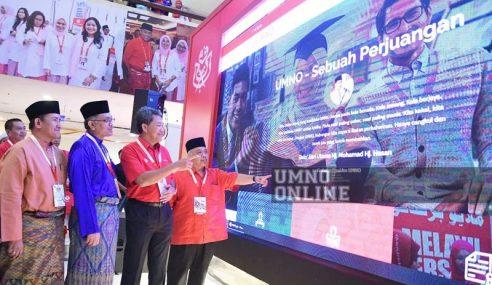 Laman Web Dekatkan Rakyat Dengan UMNO