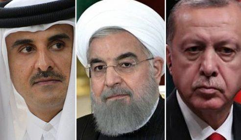 Saudi Tak Puas Hati Mahathir Anjur Sidang Dihadiri 'Musuh'