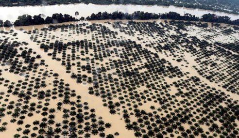 Situasi Banjir Di Pahang, Johor Tidak Banyak Berubah