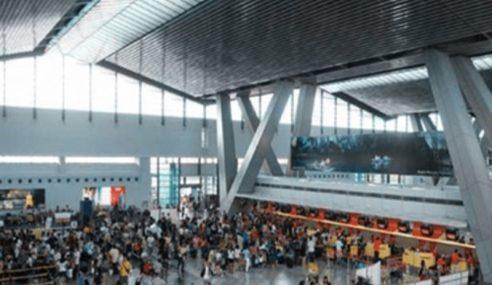 Taufan Kammuri: Lapangan Terbang Manila Ditutup