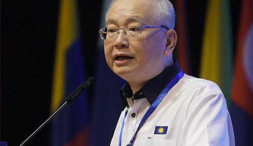 Selagi Saya Presiden MCA, Guan Eng Jangan Kacau TAR UC