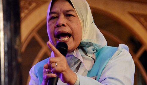 Zuraida, Azmin Bersedia Dipecat PKR