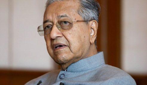Mahathir Serah Kuasa Perdana Menteri Selepas APEC 2020
