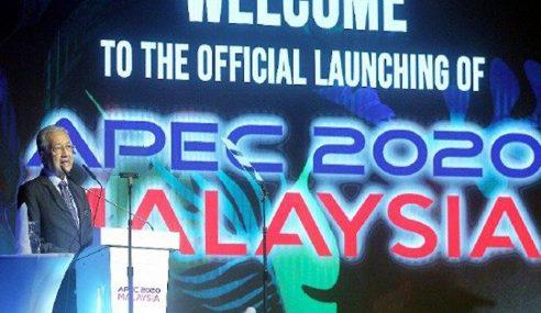 APEC 2020 Dilancarkan Dengan Tema Kemakmuran Bersama