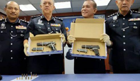 Polis Tembak Mati 2 Penjenayah, Selamatkan Ahli Perniagaan Diculik