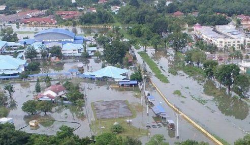 Banjir Di Kelantan Semakin Buruk
