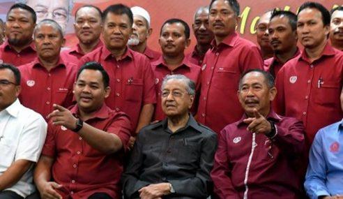 Negaraku Hanya Dalam Bahasa Kebangsaan – Mahathir