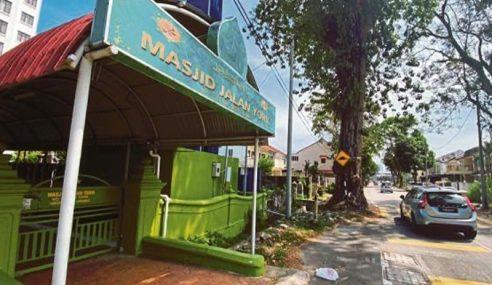 Semua Masjid Mesti Dibuka Di Seluruh Pulau Pinang