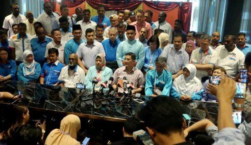 Si Kitol Punca Perwakilan, MPP Tinggalkan Kongres PKR