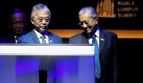 Negara Islam Perlu Capai Status Maju Untuk Kuat – Mahathir