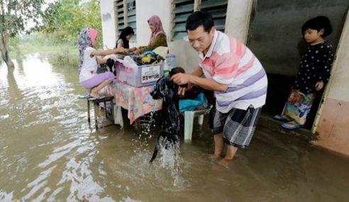 Banjir Di Kelantan Semakin Pulih