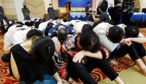 40 Warga China Lari Dari Cyberjaya, Dicekup Di Ipoh